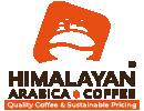 Greenland Organic Farm's Himalayan Arabica Coffee Logo