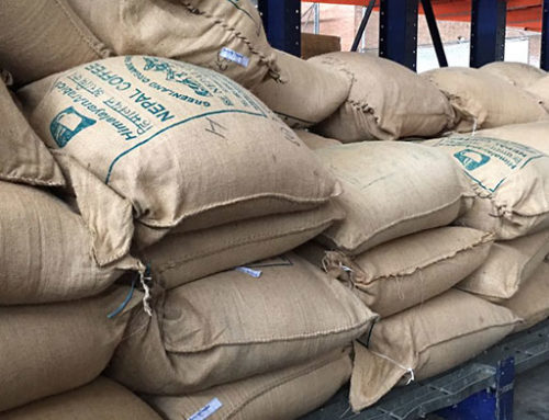 Why is the price of Nepali coffee seems expensive?